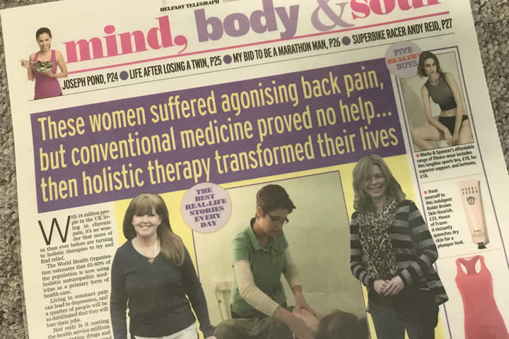 How holistic therapy transformed these women's lives