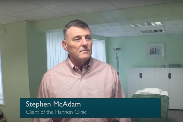 Stephen McAdam Testimonial